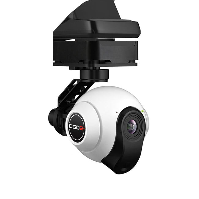 YUNEEC CGO2-GB+ 3-Axis Stabilized Camera with 5.8G Transmitter