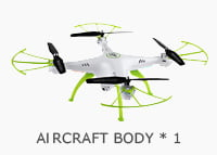 SYMA X5HC X5HW RC Quadcopter Spare Parts Body Shell Cover
