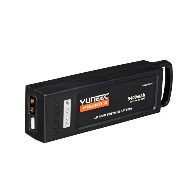 YUNEEC 5400mAh 3S LiPo Flight Battery for Q500 Quadcopter