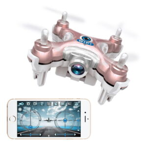 Cheenson CX-10W Mobile Control Flying Camera RC Quadcopter