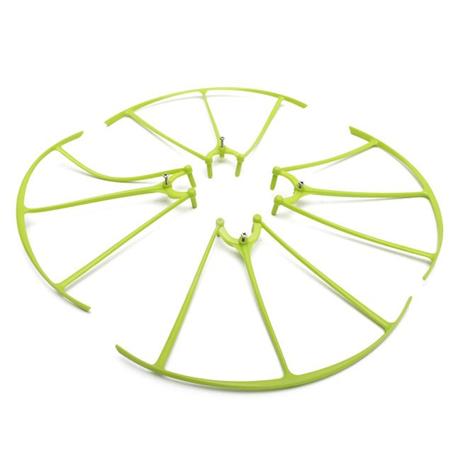 Syma X5HC X5HW GREEN Protection Frame