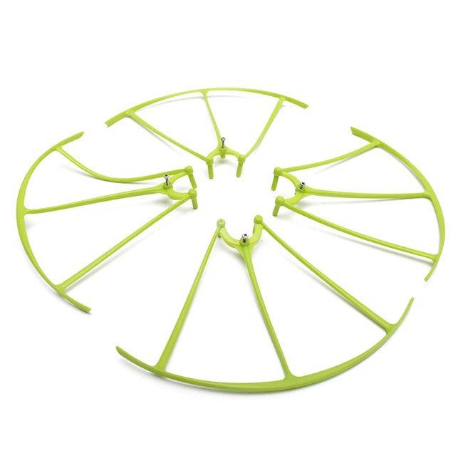 Syma X5HC X5HW GREEN Protection Frame