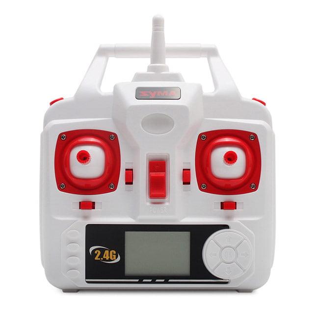 Syma X5HC X5HW White 2.4G Transmitter