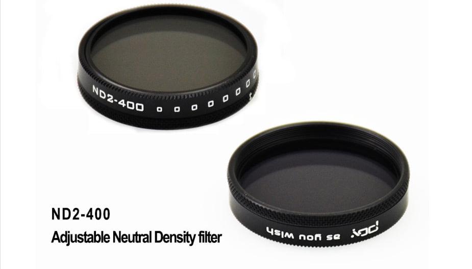 PGY DJI OSMO inspire1 X3 HD ND2-400 ND4 ND8 ND16 CPL MC-UV Lens Filter DJI X3 gimbal Lens Filter 07