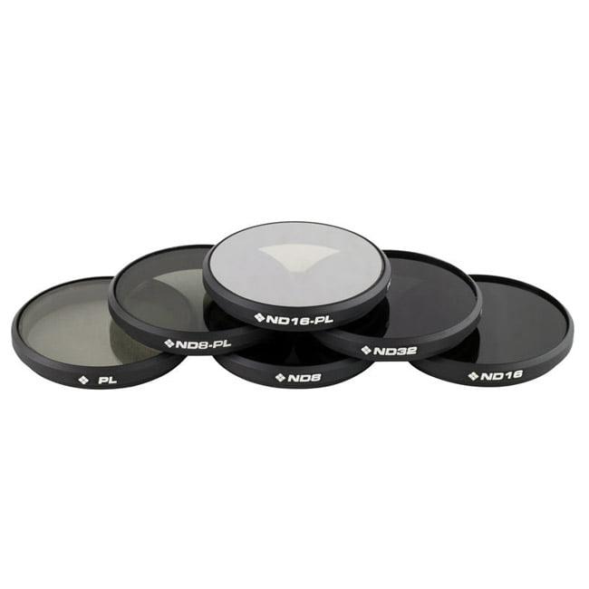 Polar Pro DJI Zenmuse X3 Filter 6-Pack