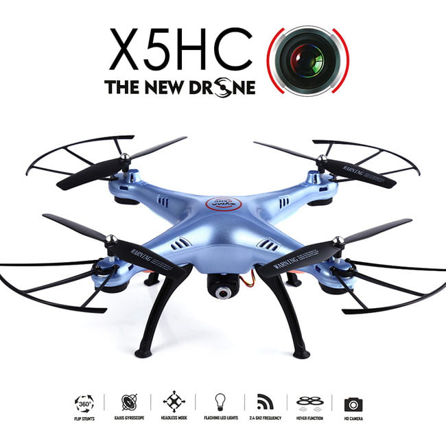 New Syma X5HC high hold drone
