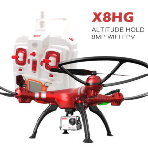 SYMA X8HG quadcopter hd camera with WIFI FPV Altitude hold Drohne