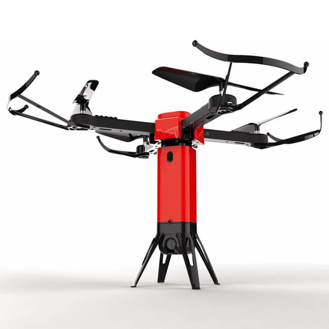 2017 Innovation drone L6059 foldable 720P Avoiding Obstacles fly