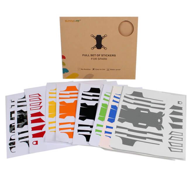DJI Spark Stickers