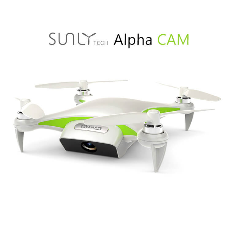 Alpha Cam mini Selfie drone with 4K camera