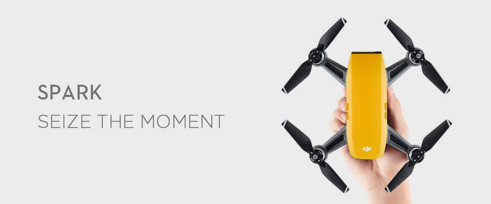 Spark Palm launch Intelligent Portable Mini Drone