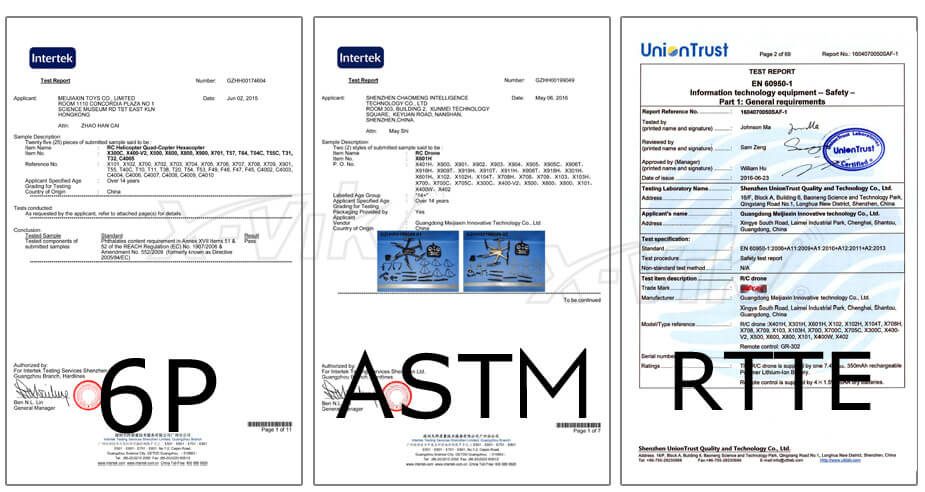 X-VIKI-MJX-Product-Certificate
