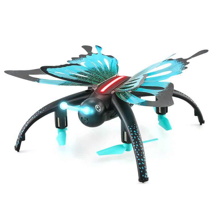 H42 Butterfly-like RC Quadcopter